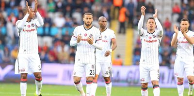 PFDK'dan Beşiktaş'a 15 bin TL para cezası