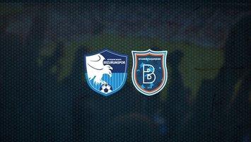 BB Erzurumspor-Başakşehir | CANLI