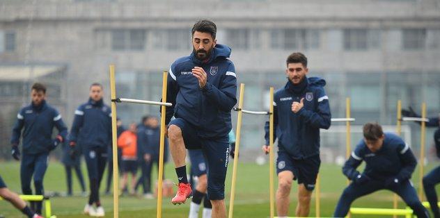 Medipol Başakşehir'de Bursaspor maçı hazırlıkları