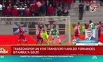 Trabzonspor'un yeni transferi İstanbul'da!
