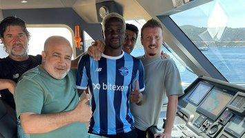 David Akintola resmen Adana Demirspor'da