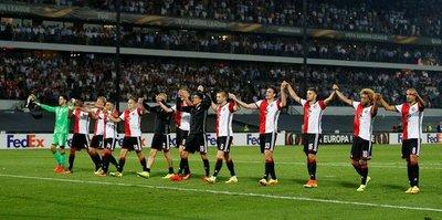 Feyenoord, mutlu sona çok yakın