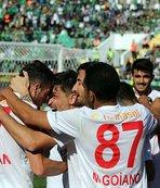 Denizli'de kazanan Sivasspor!