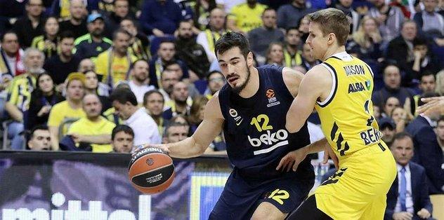 Fenerbahçe Beko tırmanıyor