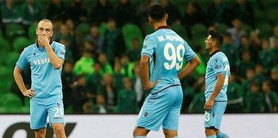 Trabzonspor'da kale kapanmıyor