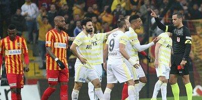 Fenerbahçe'nin deplasman kabusu