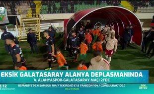 Galatasaray Alanya'da Avrupa için savaşacak