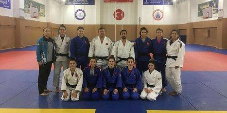 Judo Şampiyonası'nda 2 milli sporcu elendi.