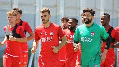Sivasspor Batum'a hazırlanıyor