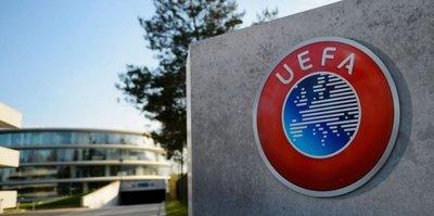 """UEFA'dan şok """"şike"""" cezası!"""