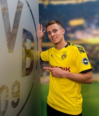 Borussia Dortmund Hazard'ı resmen açıkladı