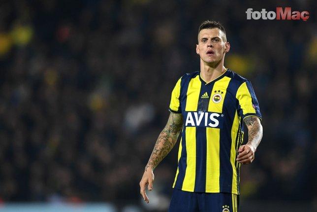 Fenerbahçe'nin ilgilendiği yıldız İstanbul'a geldi!