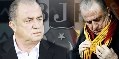 Galatasaray'ın patronu Fatih Terim'den Beşiktaş'a söz 'İlle de...'