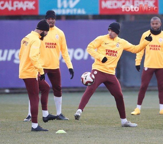 Galatasaray'da flaş Belhanda gelişmesi!