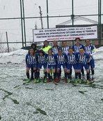 Hakkarigücü Kadın Futbol Takımı maçı 3-0 kazandı