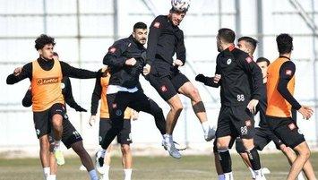 Konyaspor Erzurumspor maçına hazır