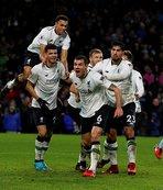 Liverpool yeni yıla galibiyetle başladı