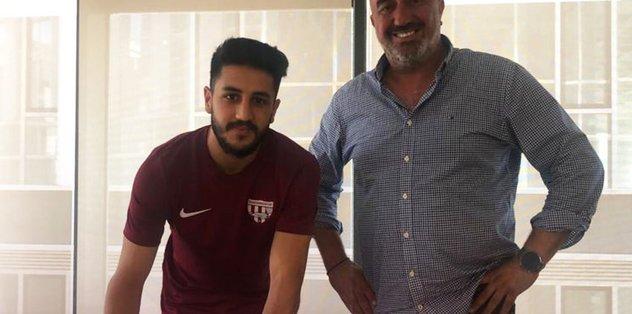Bandırmaspor'un Galatasaray'dan kiraladığı Ferhan Evren kimdir? Yaşı kaç? Hangi pozisyonda oynuyor?