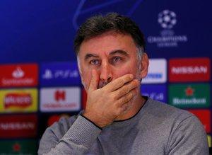 Lille Teknik Direktörü Galtier pişmanlığını açıkladı: Valencia maçlarında...