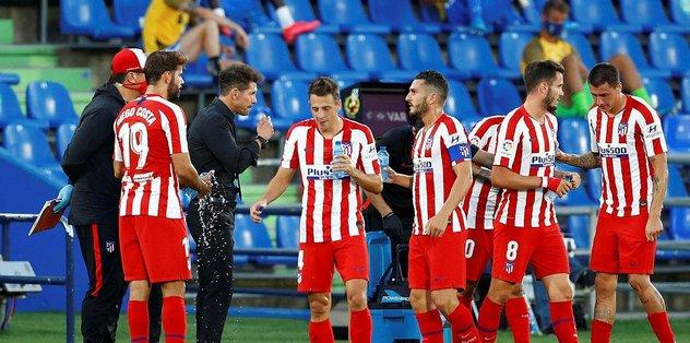 Son dakika: Atletico Madrid'de 2 corona vakası tespit edildi - Futbol -