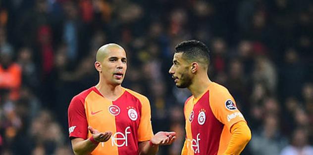 Sofiane Feghouli'ye milyarder talip! Galatasaray'a transfer piyangosu