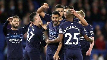 Manchester City Brighton deplasmanında galip geldi