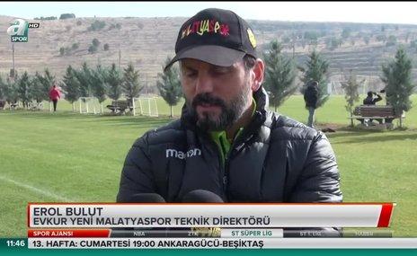 """Erol Bulut: """"Takımda 22 futbolcu hazır olmak zorunda"""""""