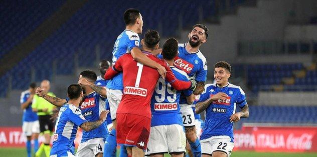 Napoli 4-2 Juventus (pen.) | MAÇ SONUCU