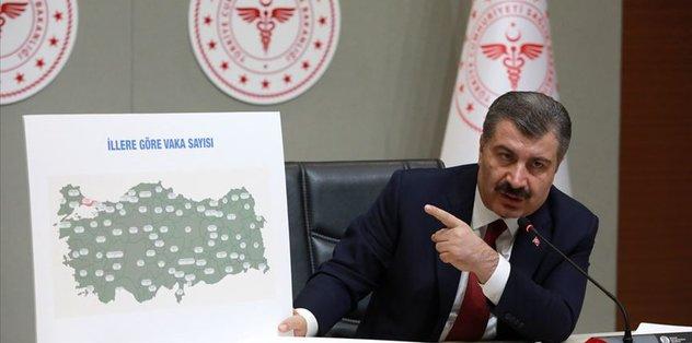 Son dakika: Antalya'da corona virüsü vaka sayısı! Antalya'da kaç vaka var?