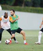 Galatasaray'da Aytemiz Alanyaspor maçı hazırlıkları