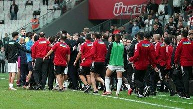 SON DAKİKA BEŞİKTAŞ HABERLERİ: Beşiktaş ve Adana Demirspor PFDK'ya sevk edildi (BJK spor haberi)