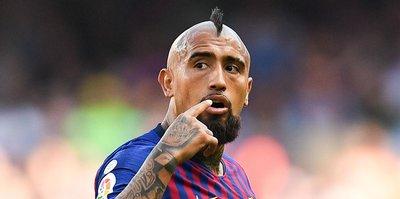 """Vidal'den transfer açıklaması! """"Barcelona'da..."""""""