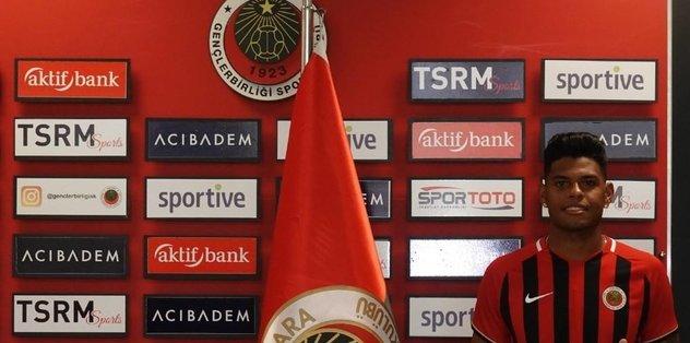 Gençlerbirliği Flavio da Silva Ramos'u transfer etti