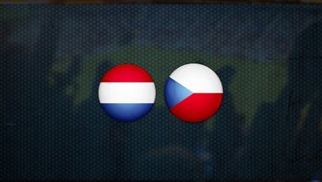 Hollanda - Çekya | CANLI