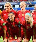 ABD Kadınlar Dünya Kupası'nda finalde