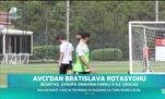 Abdullah Avcı'dan Bratislava rotasyonu