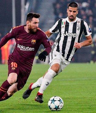 Barcelona garantiledi!