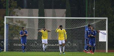 Fenerbahçe ile Kukesi yenişemedi