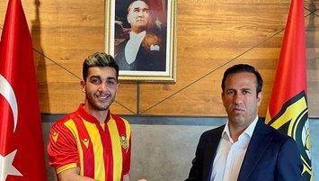Yeni Malatyaspor Taha Gür'ü transfer etti