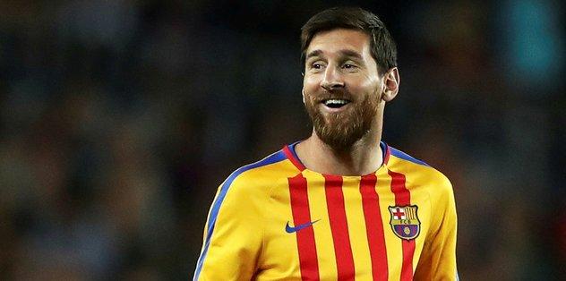 M.City'den Messi'ye 300 milyon euro