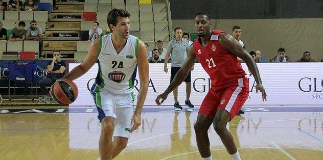 Basketbol: Gloria Kupası Monaco: 77 - TOFAŞ: 83