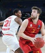Galatasaray, MoraBanc Andorra'ya konuk oluyor