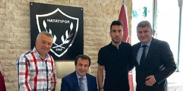 Hatayspor'da transfer çalışmaları başladı