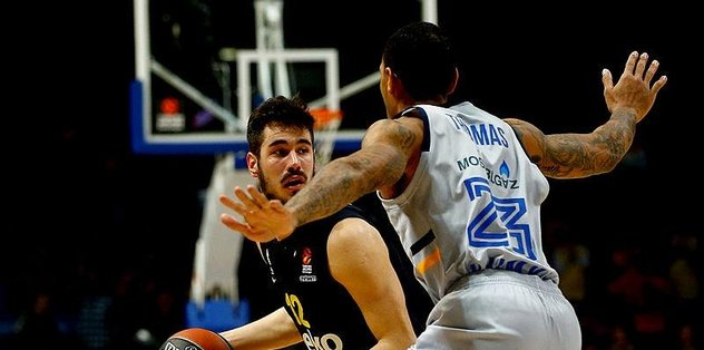 THY Euroleague'de Fenerbahçe Beko Khimki deplasmanında kaybetti! ÖZET