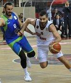 Tahincioğlu Basketbol Süper Ligi'nde TOFAŞ yarı finale yükseldi