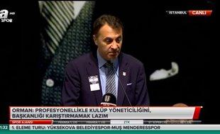 Beşiktaşseçime gidiyor!