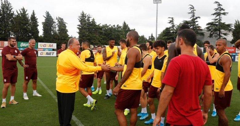 Galatasaray'ın Denizlispor kadrosu açıklandı