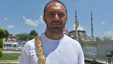 Son dakika spor haberi: Başpehlivan Ali Gürbüz hedefini açıkladı!
