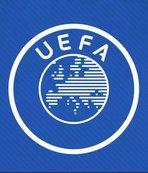UEFA'dan Sırbistan'a ceza