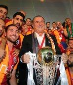 """Süper Lig'in """"en değerlisi"""" Galatasaray"""